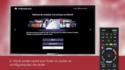 Sony | Suporte | TV | Reset e configuração inicial do televisor - Menu 2014