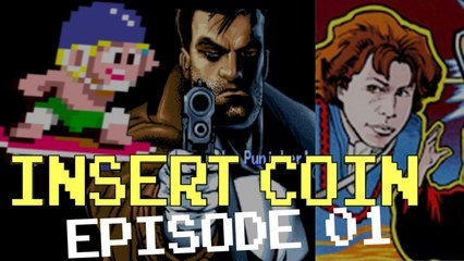 Insert Coin : Episode 01