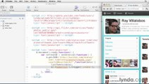 jQuery Mobile Web Applications - Handling Automatic Updates with the Twitter API - Live Updates