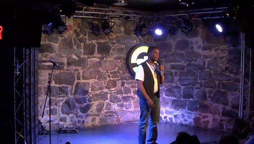Edem Labah - Montreux Comedy Contest 2014