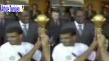 La Tunisie Championne d'Afrique des Nations de Football 2004