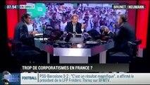 Brunet & Neumann : Y-a-t-il trop de corporatisme en France ? – 01/10