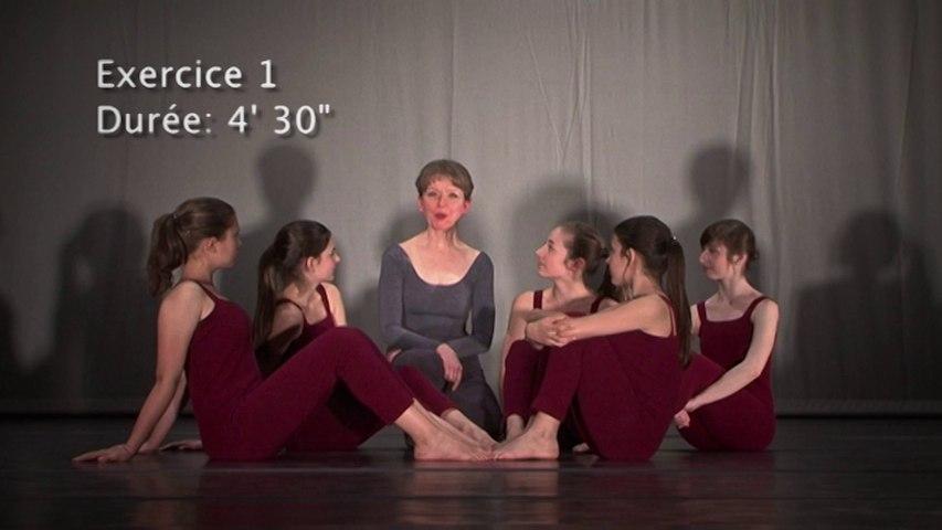 Curso de danza contemporánea Irena Tatiboit, Jóvenes de 10 a 14 años