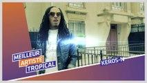 E.Sy Kennenga, Marvin, Femmes Fatales et Keros-N sont nominés pour le Meilleur Artiste Tropical aux TRACE Urban Music Awards 2014 !