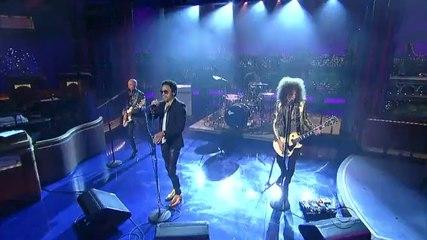 Lenny Kravitz - Strut [Live on David Letterman]