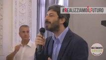 Roberto Fico 5 anni di movimento 5 stelle in Campania #realizziamoilfuturo - MoVimento 5 Stelle
