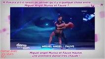 Public Zap : Miguel Angel Muñoz et Fauve Hautot : un couple de danseurs déjà très très proche !
