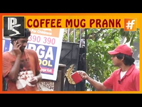 Coffee Mug Scary Prank