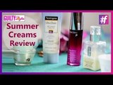 Summer Beauty Essentials to Get Summer Ready | Summer Creams Review