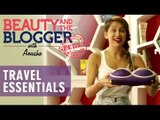 Essential Things to Carry in Your Bag While Travelling   Girls Travel Essentials