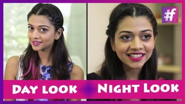 #OneDay 'Geek to Chic' Make-Up Routine