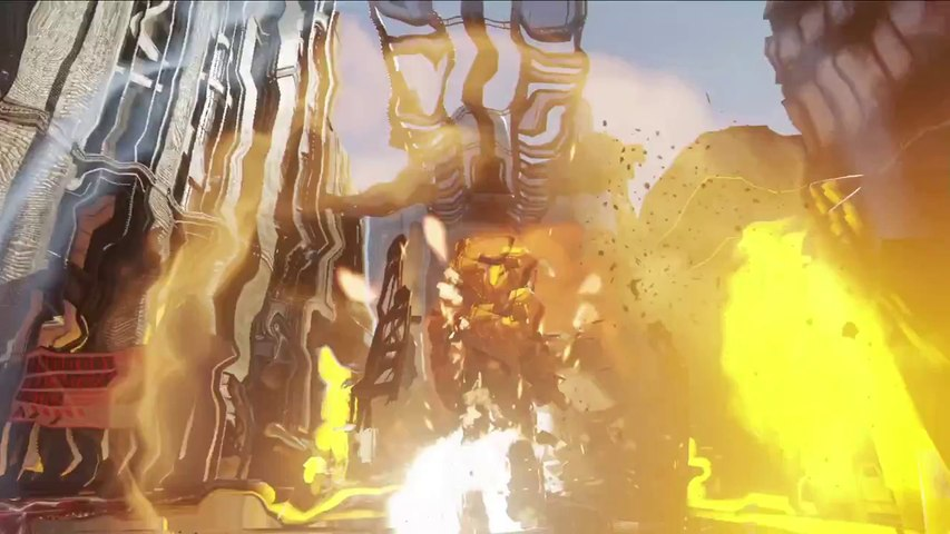 Call of Duty®- Advanced Warfare – Bande-annonce officielle Power Changes Everything [FR]