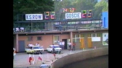 06.07.1986 ROW Rybnik - Polonia Bydgoszcz 42:47 (10 runda DMP)