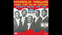 Harold Melvin And The Blue Notes - Don't Give Me Up (1984)