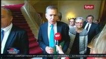 """François Zochetto : """"je ne serai pas candidat au 2ème tour"""" de l'élection à la présidence du Sénat"""