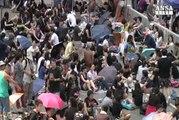Hong Kong, ultimatum studenti a governo