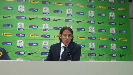 CITTACELESTE.IT - Supercoppa Primavera Simone Inzaghi