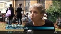 Toulouse: Les intermittents, chômeurs et précaires mobilisés