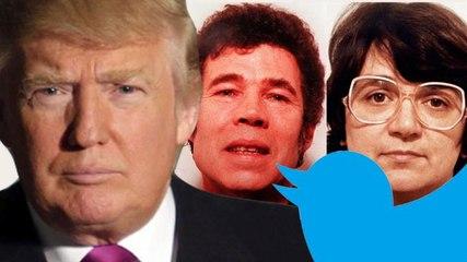 Donald Trump Tweets Serial Killer Photo | DAILY REHASH | Ora TV
