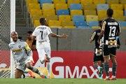 Robinho faz dois e Santos vence Botafogo fora de casa