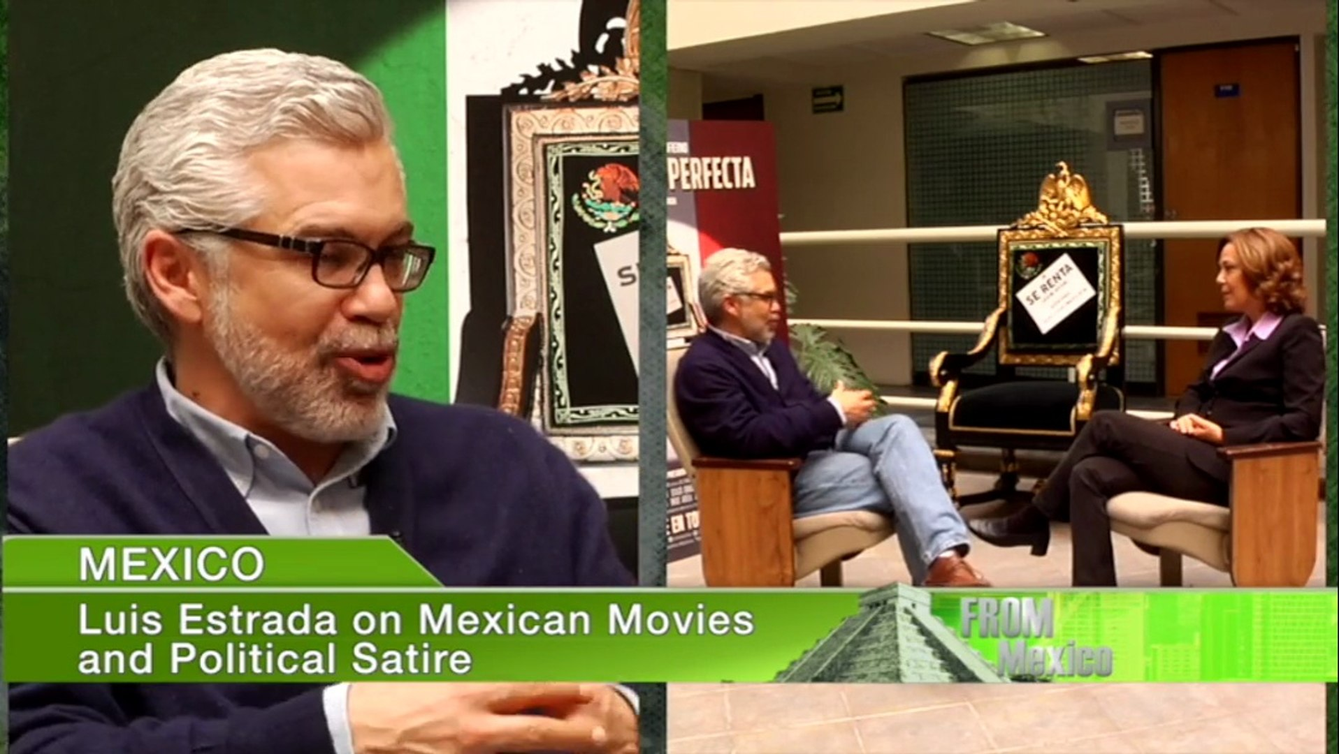 Interviews From Mexico