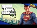 GTA 5 : Superman Cascades Montage !