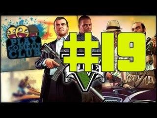 GTA 5 : Aie le train  ! Let's play #19