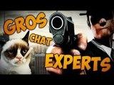 Les Gros Experts - Chat va barder ! GTA