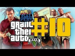 GTA 5 : Plan à 3 ! Let's Play - Episode 10 par Jayyas !
