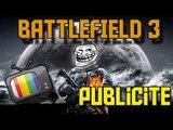 Parodie Pub Total, Citroën et Cillit Bang sur Battlefield 3 !
