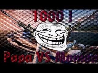 Papa Vs Maman au Sniper ! Black Ops 2