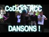 Dansons avec CoD QG, PlayComedyClub, SqueeZie et Acid ReeZ - Paris Games Week