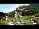 Spécial Trick Chiotte IRL par la TeamSplit ! Un autre Trick Chiotte grandeur nature ! 09.08.2011