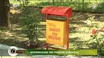 Modernizare din fonduri europene. Despre cum unul dintre cele mai sărace sate ale României s-a transformat într-o localitate europeană, iar un monument istoric în paragină a devenit cel mai frumos loc subteran din lume