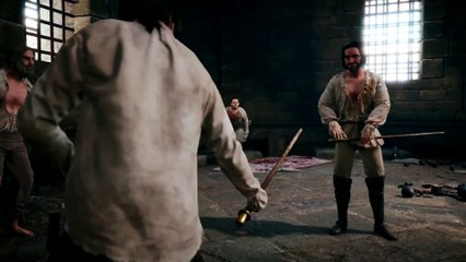 L'entraînement d'Arno de Assassin's Creed Unity