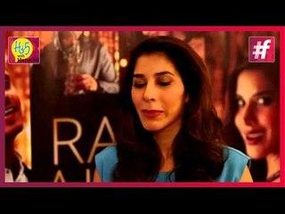 Sophie Choudry Singing her New Song 'Raat Akeli Hai' | Hi5 with Hansika