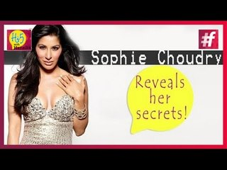 Sexy Sophie Choudry Revealing her Secrets | Quick Hi5 Questions