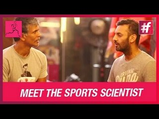 Interview with Shayamal Vallabhjee - Sports Scientist