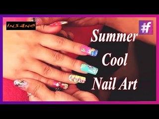 Cute Summer Nail Art | Get Summer Cool Colorful Nails