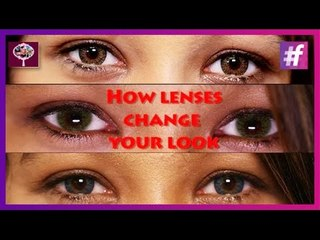 Color of Lenses that Suit You | How Lenses can Change Your Look!
