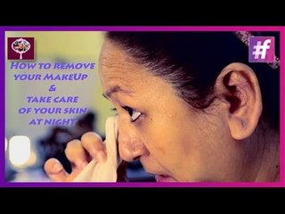 How To Remove Makeup   Makeup Removal Tutorial