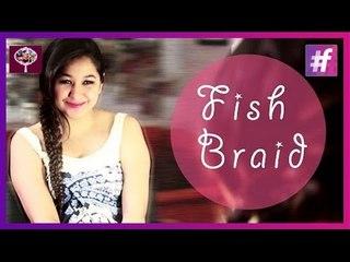 Mermaid Braid Hairstyle   DIY Tutorial
