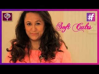 How to Get Loose Curls using Hot Rollers | Soft Curls Tutorial