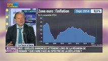 La minute de Philippe Béchade : La BCE veut-elle copier l'échec japonnais ? - 01/10