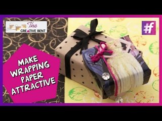 DIY: Easy Homemade Gift Wrapping Papers