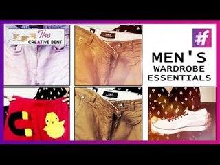 5 Wardrobe Essentials for Men