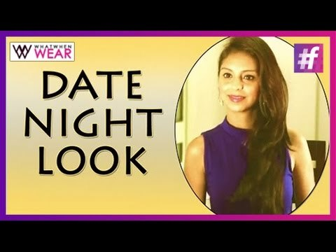 Date Night Look | Girls Night Out | Get Ready With Me
