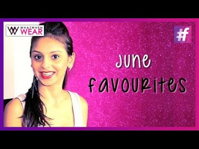 June Favourites | Fashion, Beauty & Accessories