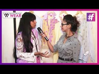 Lakme Fashion Week 2014 | Exclusive Interview With Tanya Sharma