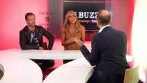 Cathy Guetta et David Hallyday : « Nous ne jouons pas de rôles »